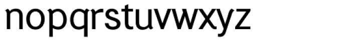 Generation Gothic Font LOWERCASE