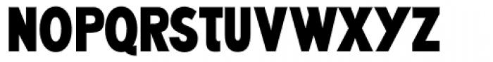 Generation Headline Condensed Bold Font UPPERCASE