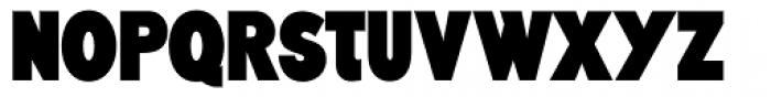 Generation Headline Condensed Heavy Font UPPERCASE