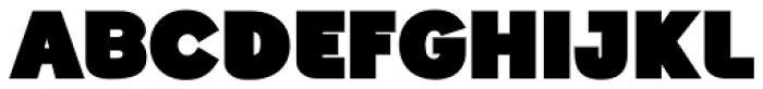 Generation Headline Elephant Font UPPERCASE