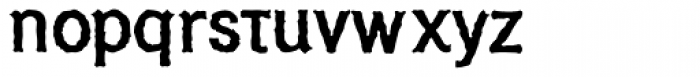 Generation Uncial Old Style Font LOWERCASE