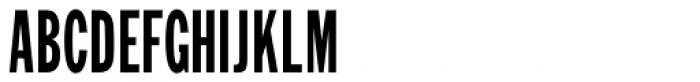 Generic Gothic JNL Font LOWERCASE