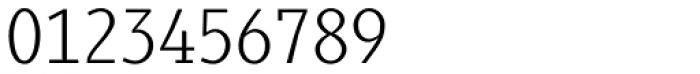 Generis Slab Com Light Font OTHER CHARS
