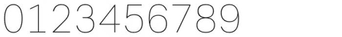 Generisch Mono Thin Font OTHER CHARS