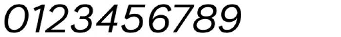 Generisch Sans Book Slanted Font OTHER CHARS