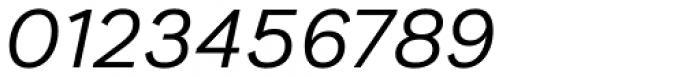 Generisch Sans Slanted Font OTHER CHARS