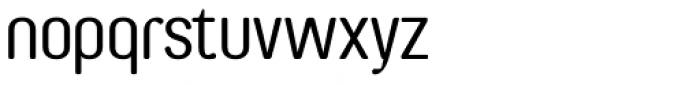 Genesa Regular Font LOWERCASE
