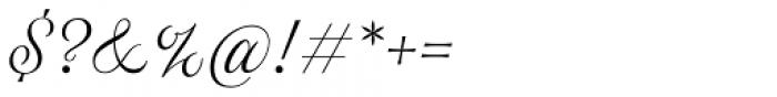Genia Regular Font OTHER CHARS