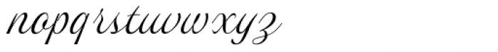 Genia Regular Font LOWERCASE