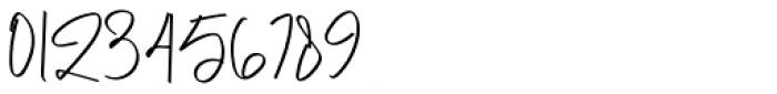 Genit Regular Font OTHER CHARS