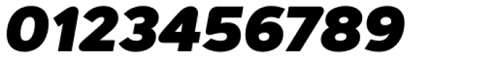 Genius Black Italic Font OTHER CHARS