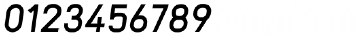 Genome Demi Bold Oblique Font OTHER CHARS