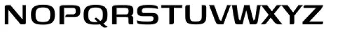 Genos Medium Font UPPERCASE
