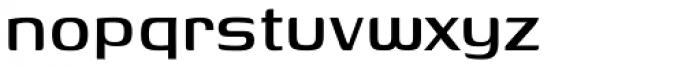 Genos Medium Font LOWERCASE