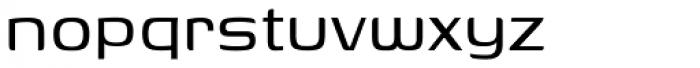 Genos Regular Font LOWERCASE