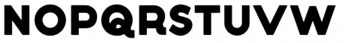 Genplan Pro Solid Font UPPERCASE
