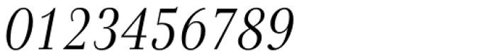 Genre Italic Font OTHER CHARS
