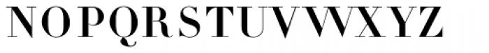 Gens De Baton Font UPPERCASE