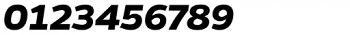 Gentona Bold Italic Font OTHER CHARS