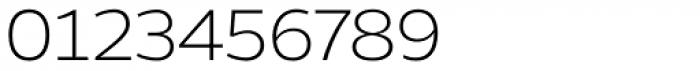 Gentona ExtraLight Font OTHER CHARS