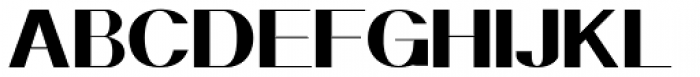 Geodec N9 Font UPPERCASE