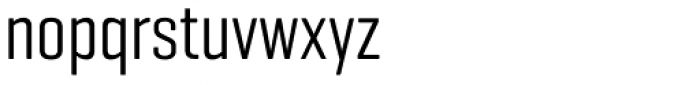 Geogrotesque Compressed Font LOWERCASE