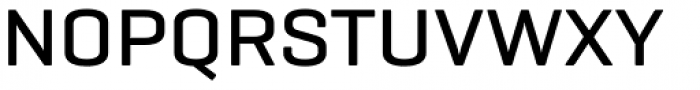 Geogrotesque Wide Medium Font UPPERCASE