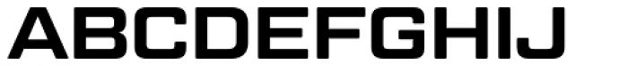 Geom Graphic SemiBold Font UPPERCASE