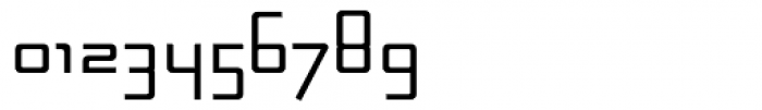 Geomee Low Caps Font OTHER CHARS