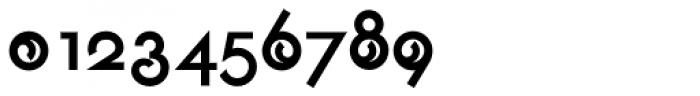Geometa Deco Font OTHER CHARS