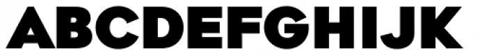 Geometos Neue Ultra Font LOWERCASE