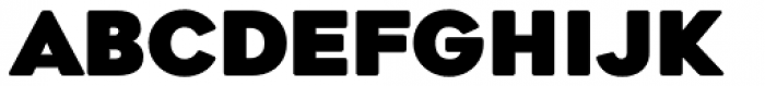 Geometos Soft Ultra Font UPPERCASE