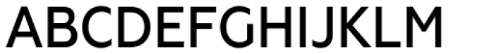 Geometria Narrow Medium Font UPPERCASE