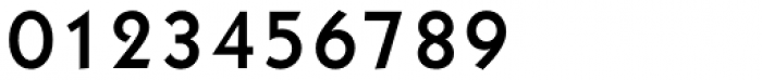 Geometric 231 Bold Font OTHER CHARS