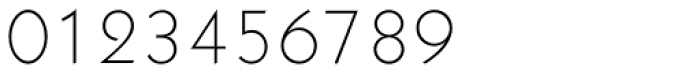 Geometric 231 Light Font OTHER CHARS