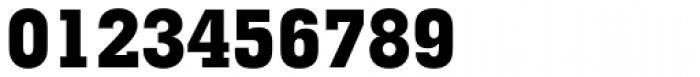 Geometric Slabserif 703 ExtraBold Font OTHER CHARS