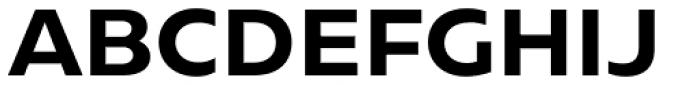 Geometrica Bold Font UPPERCASE