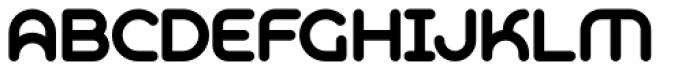 Geometry Soft Pro Bold B Font UPPERCASE