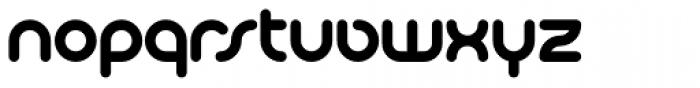 Geometry Soft Pro Bold B Font LOWERCASE