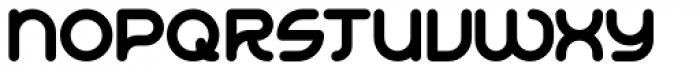 Geometry Soft Pro Bold Z Font UPPERCASE