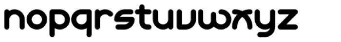 Geometry Soft Pro Bold Z Font LOWERCASE