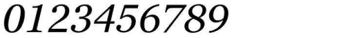 Georgia Pro Italic Font OTHER CHARS