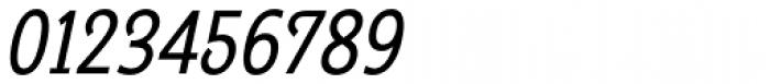 Georgie DemiBold Condensed Oblique Font OTHER CHARS