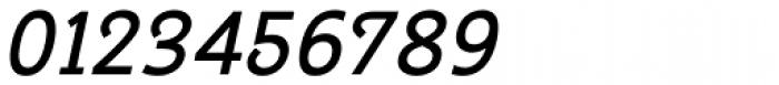 Georgie DemiBold Oblique Font OTHER CHARS
