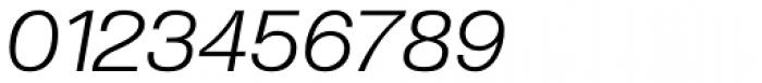 Gerlach Sans Regular Italic Font OTHER CHARS