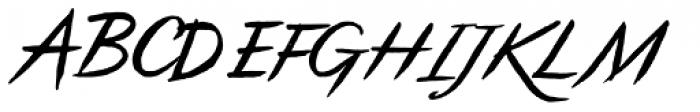 Geronimo Font UPPERCASE