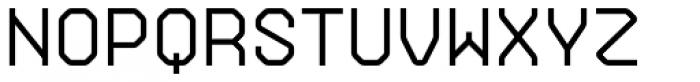 Gerusa Bold Font UPPERCASE