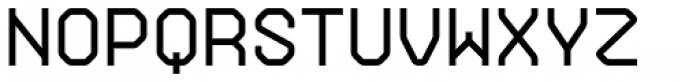 Gerusa ExtraBold Font UPPERCASE