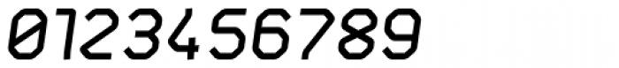 Gerusa Heavy Italic Font OTHER CHARS