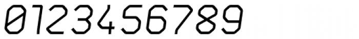 Gerusa SemiBold Italic Font OTHER CHARS